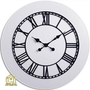 ساعت دیواری چوبی نگار باکیفیت متنوع