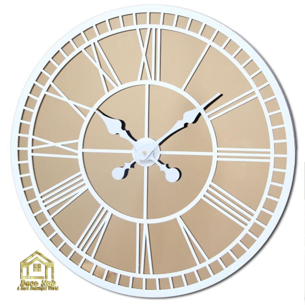 ساعت دیواری کلاسیک گراند برنزی باکیفیت