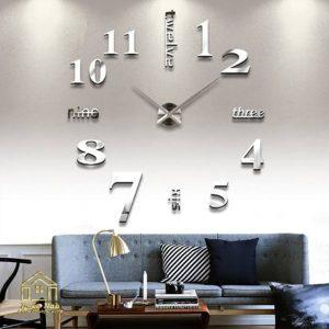 ساعت دیواری نامبر جدید زیبا باکیفیت