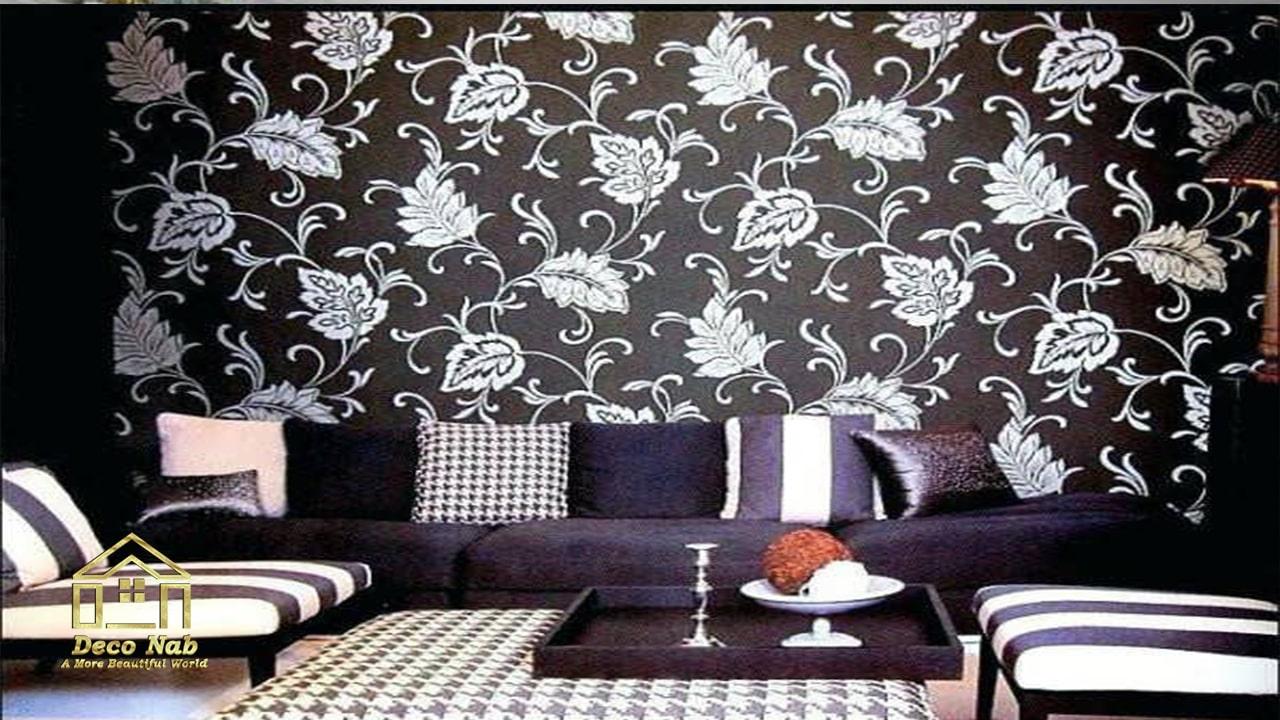 کاغذ دیواری نصب آسان متنوع زیبا