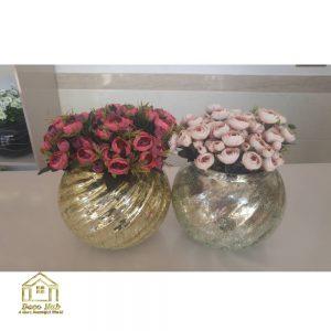 گلدان توپی شیک زیبا باکیفیت عالی